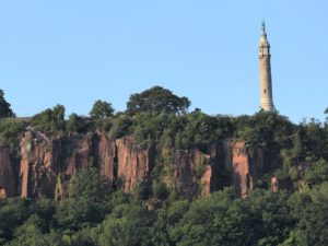 East Rock Monument, New Haven
